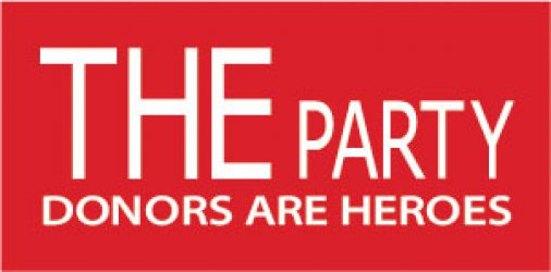 The Party – Donors Are Heroes – Philly's Premier Charity Event